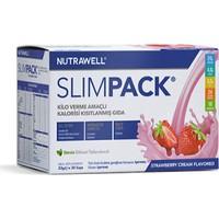 Nutrawell Slimpack Çilek Aromalı