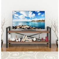 Wood House Buse TV Sehpası - CEVİZ