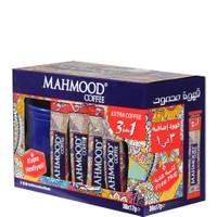 Mahmood Coffee 3'ü 1 Extra Kahve 17 gr 36 Kupa Bardak