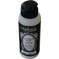 Cadence UltiMate Glaze Su Bazlı Kalın Sır Vernik Mat