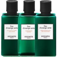 Hermes D'orange Verte 3'lü Set - Vücut Losyonu 80ML + Şampuan 80 ml + Saç Kremi 80 ml
