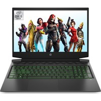 "HP Pavilion Gaming 16-A0006NT Intel Core i5 10300H 16GB 1TB + 256GB SSD GTX1650 Windows 10 Home 16.1"" FHD Taşınabilir Bilgisayar 1Y7E0EA"