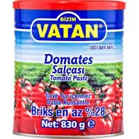 Bizim Vatan Domates Salçası 830 gr