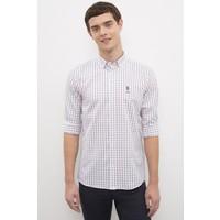 U.S. Polo Assn. Erkek Lacivert Gömlek Uzunkol 50231348-VR033
