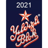 Yıldızlı Takvim Blok Masa Takvimi 2021