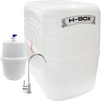 Hanedan H-Box 9 Aşama Özel H-Max Filtre Seti Kapalı Su Arıtma Cihazı