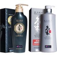 Ki Gold Ginseng Şampuan 300 ml + Premium Maske 500 ml