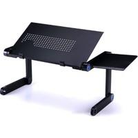 Ssmobil Yükseklik Ayarlı Portatif Katlanabilir Laptop Standı Ss-Ypk1