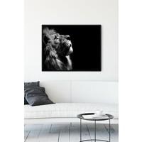Postermanya Aslan Motivasyon Çerçeveli Tablo 5 21 x 30 cm