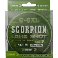 Kabura G-6xl Scorpion 165 M. 0.16 mm Ip Misina