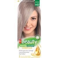 Mm Beauty Bitkisel Saç Boyası M02 Platin