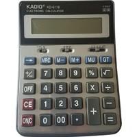 Kadio KD-6118 12 Haneli Büyük Boy Hesap Makinesi