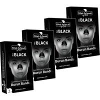 Rituel de Beaute Aktif Karbon Siyah Nokta ve Kir Temizleyici Burun Bandı 4 Kutu 24 Adet