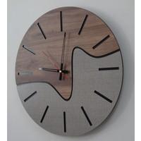 Magnet Market Dekoratif Tasarım Duvar Saati