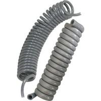 Plasyay Spiral Basınçlı Kompresör Hava Hortumu 8 mm x 14 mm 3.5 M