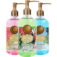 Savon De Royal Tropical Luxury Vegan Sıvı Sabun Karma Paket 3 x 500 ml