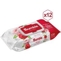 Bumble Islak Mendil 100'lü x 12