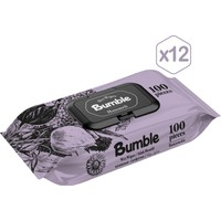 Bumble Hanımeli Islak Mendil 100 Yaprak*12'li Paket