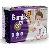 Bumble 3 Numara Bebek Bezi Ikiz Paket