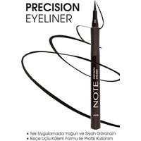 Note Siyah Eyeliner Precision Göz Kalemi