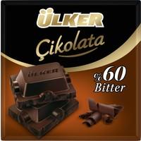 Ülker Bitter %60 Çikolata 60 gr