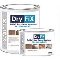 Dryfix GLASSY100 Sıvı Cam Şeffaf Kaplama 2 kg