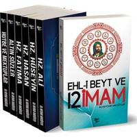Ehl-I Beyt ve 12 Imam Kitap Seti (7 Kitap Takım) - Ali Haydar Haksöyler