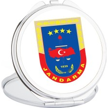 Hediyehanem Jandarma Cep Ayna