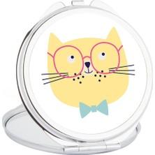 Hediyehanem Sevimli Kedicik Cep Ayna