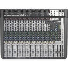 Soundcraft Signature 22Mtk Analog 22-Channel Multi-Track Mixer With Onboard Lexicon Effects