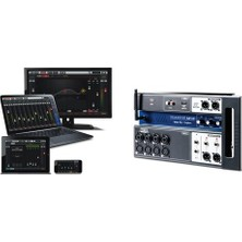 Soundcraft Ui12 12-İnput Remote-Controlled Digital Mixer