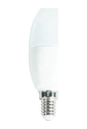 Cata 8W E14 Led Buji Kıvrık Ampul Beyaz Işık