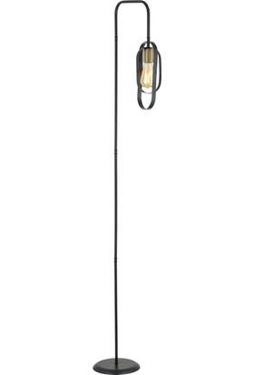 Koza siyah eskitme retro lambader