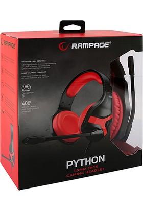Rampage Rm-X1 Python Mikrofonlu Kulaklık