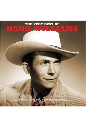 Hank Williams - Very Best Of (180 gr 2 Kırmızı Lp) (Plak)
