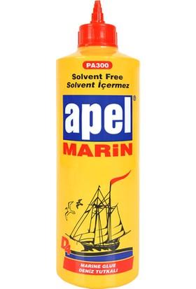 Apel Marin Poliüretan Suya Dayanıklı Gemi Deniz Tutkalı 600 ml