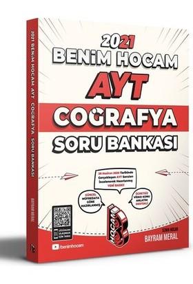 Benim Hocam Yayınları 2021 AYT Coğrafya Soru Bankası - Bayram Meral