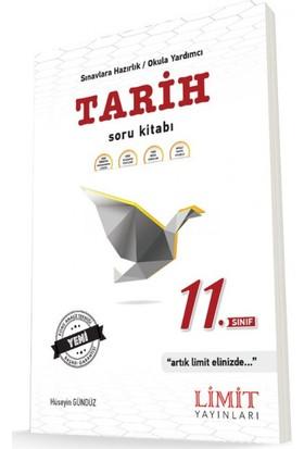 Limit Yayınları 11.Sınıf Tarih Soru Kitabı