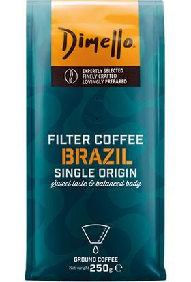 Dimello Brezilya Filtre Kahve 250 gr