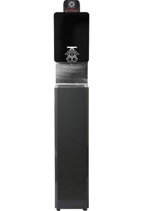 Hg Solution Pulvarize Konsollu Dispanser Antrasit Gri