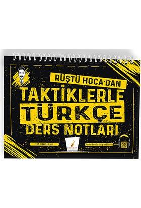 Rüştü Hoca'dan Taktiklerle Türkçe Ders Notları