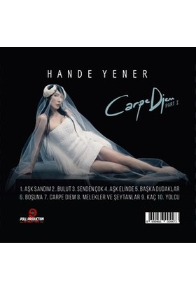 Hande Yener - Carpe Diem ( CD )