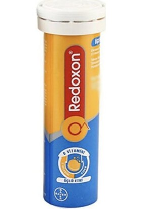 Redoxon Üçlü Etki 15 Efervesan Tablet