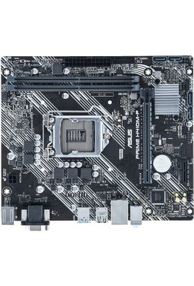Asus Prime H410M-F Intel H410 1200 Pin DDR4 2933MHz Micro ATX Anakart