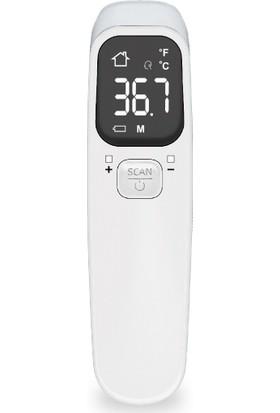 Xs Uzaktan Temassız Kızılötesi Dijital Ateş Ölçer Termometre IFT005A