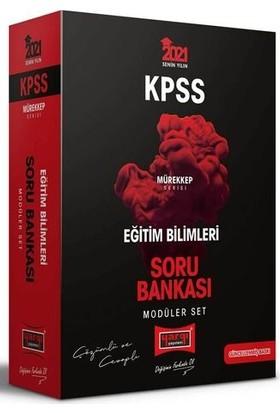Yargı Yayınları Kpss 2021 Eğitim Bilimleri Çözümlü Ve Cevaplı Modüler Soru Bankası Seti Mürekkep Serisi