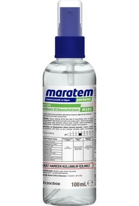 Maratem M105 Alkol Bazlı El Dezenfektanı - 100 ml