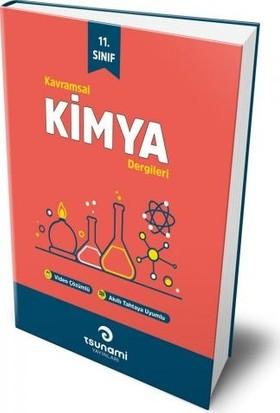 Tsunami Yayınları 11. Sınıf Kavramsal Kimya Dergileri