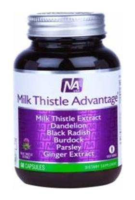 Natrol Milk Thistle Advantage 60 Kapsül