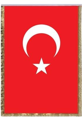 Vatan Bayrak Vatan VT207 Türk Makam Bayrağı Simli 100 x 150 cm